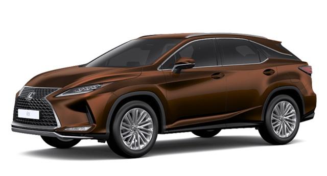 เลกซัส Lexus-RX 300 Premium-ปี 2019