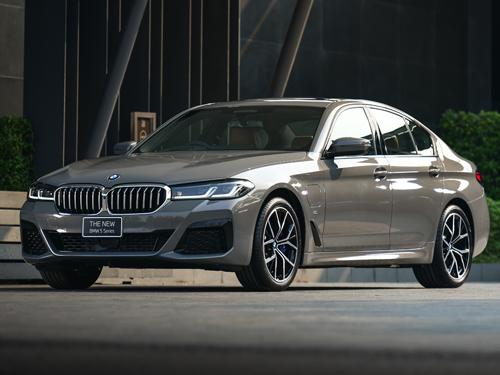 BMW Series 5 530e M Sport MY2021 ปี 2021 ราคา-สเปค-โปรโมชั่น