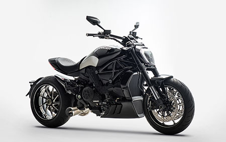 ดูคาติ Ducati-Diavel XDiavel Xtraordinary Nero-ปี 2016