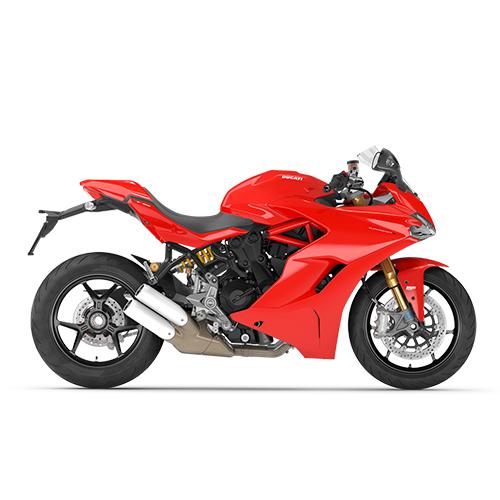 Ducati SuperSport ทุกรุ่นย่อย