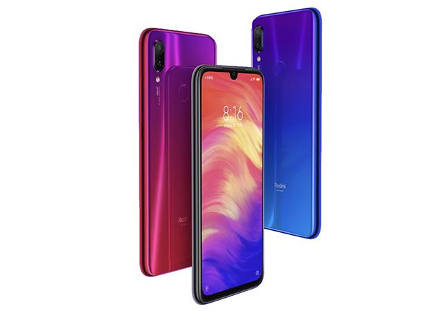 Xiaomi Redmi Note 7 (3GB/32GB) ราคา-สเปค-โปรโมชั่น