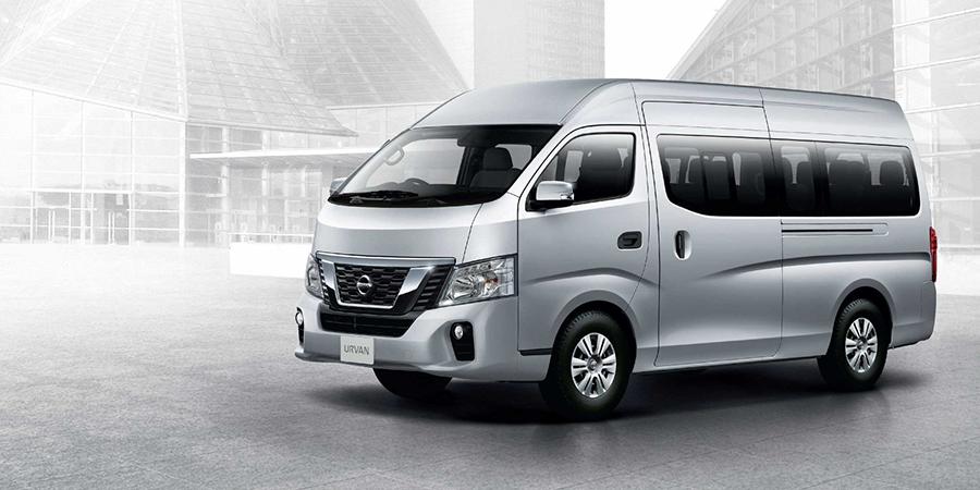 Nissan Urvan ทุกรุ่นย่อย