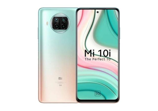 Xiaomi Mi 10i ราคา-สเปค-โปรโมชั่น