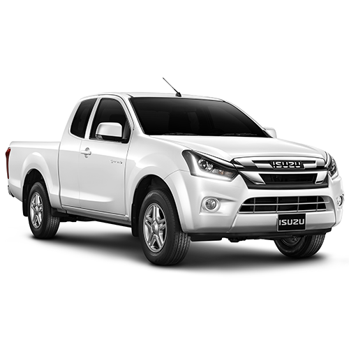 อีซูซุ Isuzu-D-MAX Spacecab 1.9 Ddi L Blue Power M/T MY18-ปี 2018