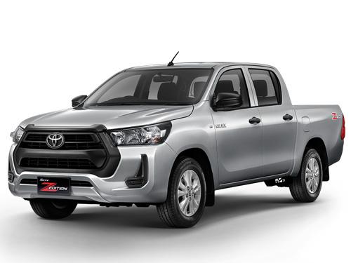 Toyota Revo Double Cab Z-Edition 4x2 2.4 Mid STD AT MY2020 ปี 2020 ราคา-สเปค-โปรโมชั่น
