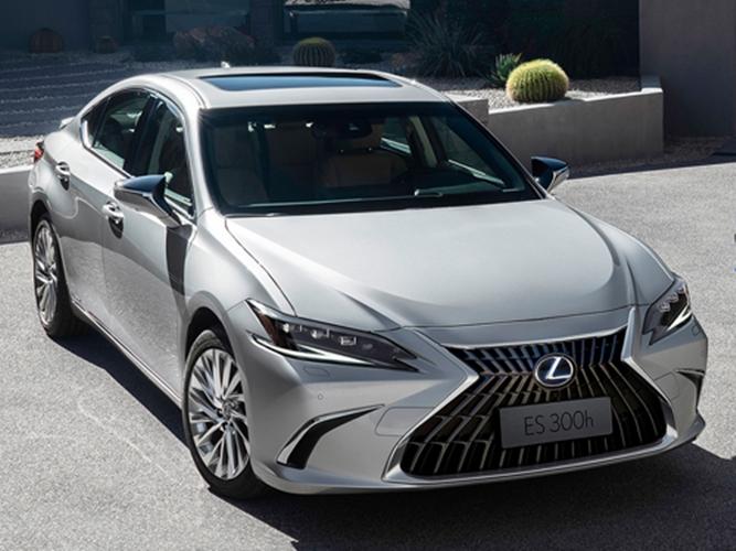 Lexus ES 300h Luxury MY2021 ปี 2021 ราคา-สเปค-โปรโมชั่น