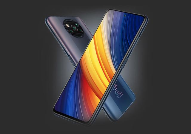 PocoPhone X 3 Pro (6GB/128GB) ราคา-สเปค-โปรโมชั่น