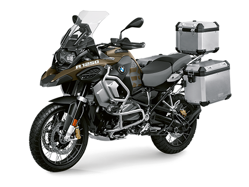 BMW R 1250 GS Adventure Exclusive Style ปี 2019 ราคา-สเปค-โปรโมชั่น