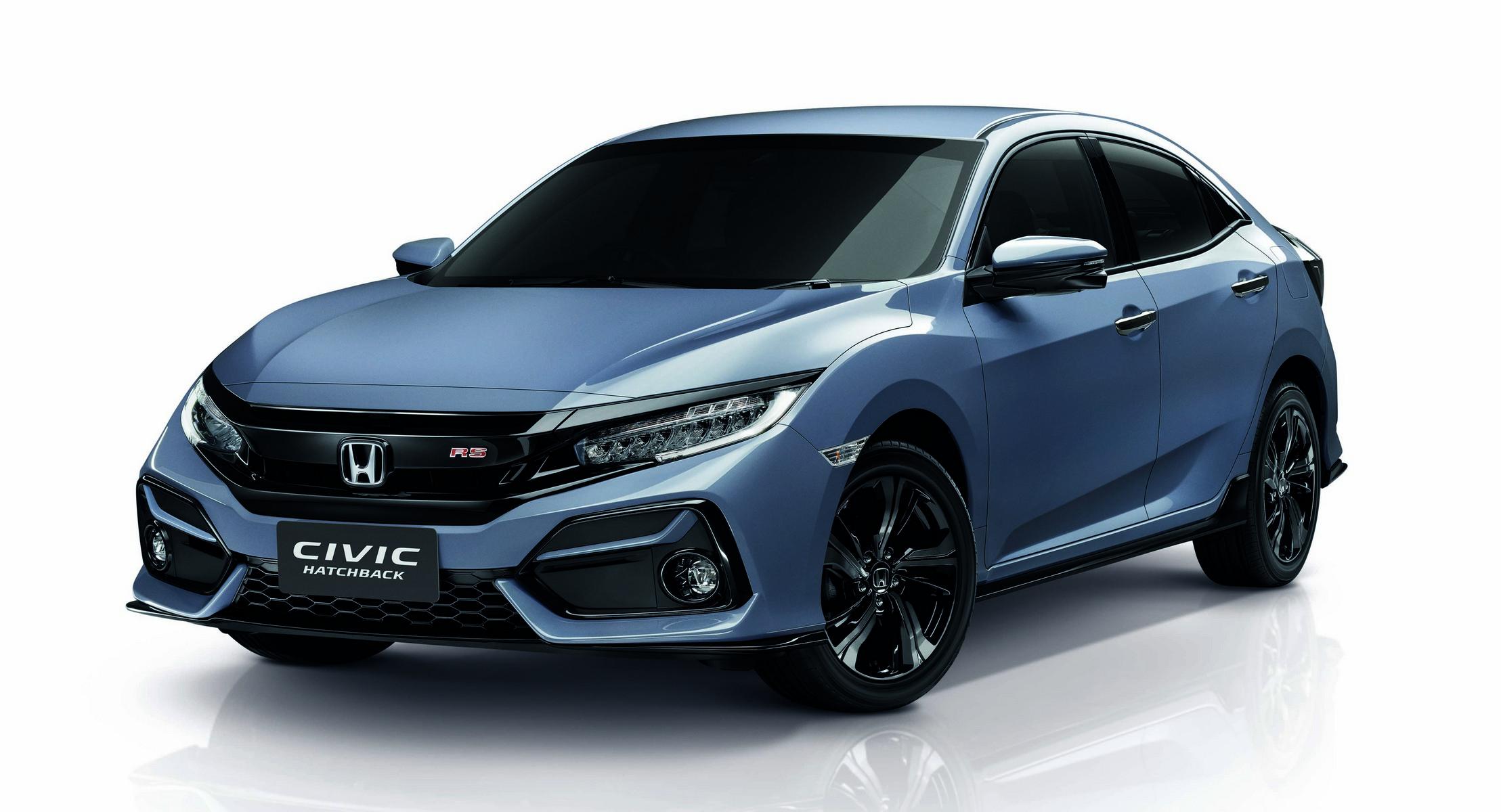 ฮอนด้า Honda-Civic 1.5 VTEC TURBO Hatchback MY19-ปี 2019
