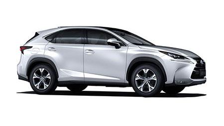 เลกซัส Lexus-NX 300h Grand Luxury-ปี 2014