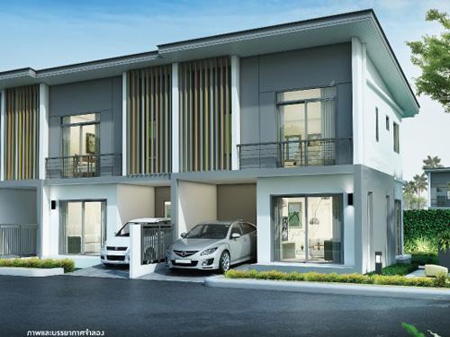 บ้านพฤกษา 119 รังสิต - คลอง 2 (Baan Pruksa 119 Rangsit-Klong 2) ราคา-สเปค-โปรโมชั่น