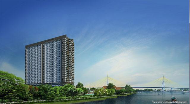 ยู ดีไลท์ เรสซิเดนท์ ริเวอร์ฟร้อนท์ พระราม 3 (U Delight Residence Riverfront Rama 3) ราคา-สเปค-โปรโมชั่น