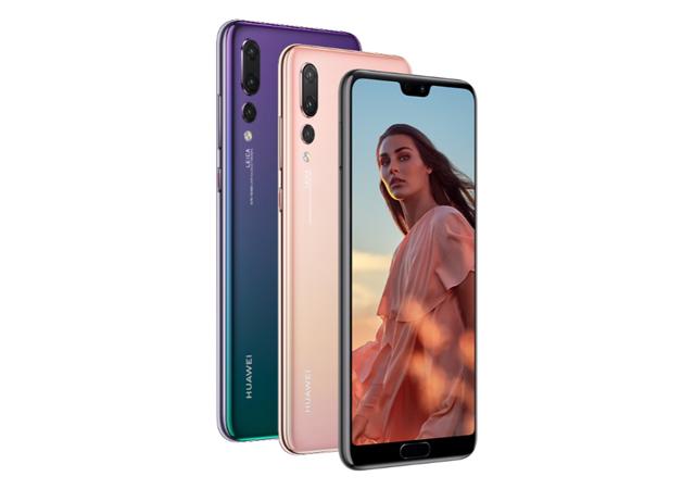 Huawei P 20 Pro ราคา-สเปค-โปรโมชั่น
