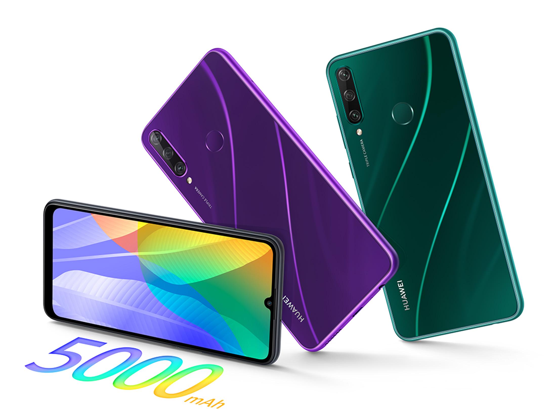 Huawei Y 6p ราคา-สเปค-โปรโมชั่น