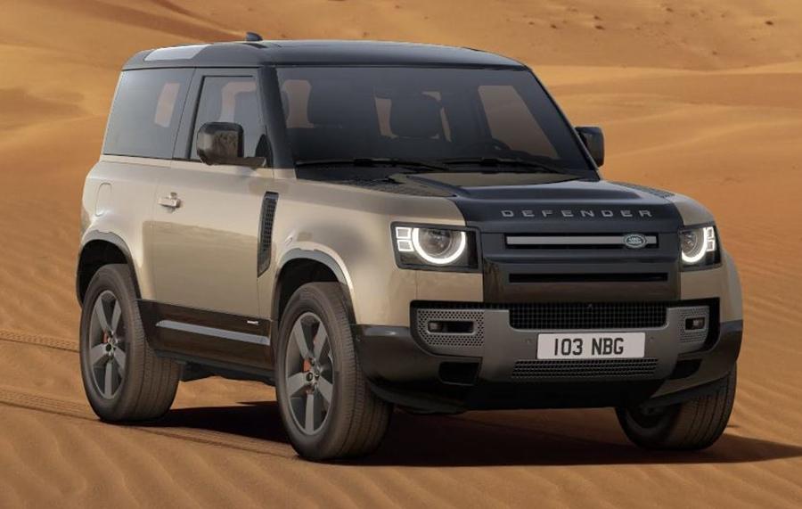 Land Rover Defender 90 Petrol 3.0 X Ingenium MHEV ปี 2020 ราคา-สเปค-โปรโมชั่น