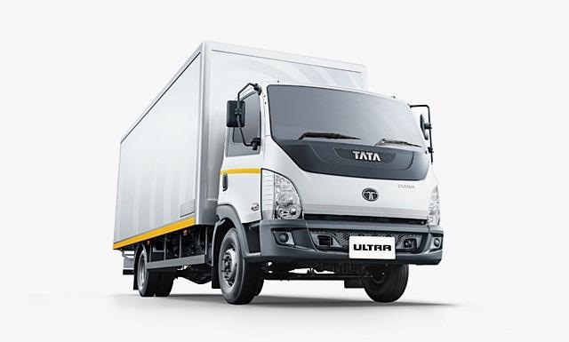รถยนต์ทาทา TATA Ultra Logo