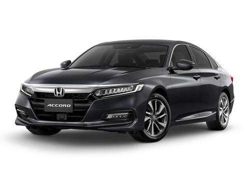 Honda Accord EL ปี 2021 ราคา-สเปค-โปรโมชั่น