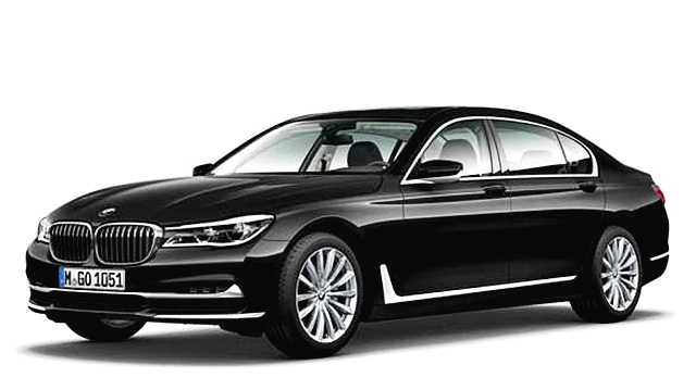 บีเอ็มดับเบิลยู BMW-Series 7 730Ld Pure Excellence-ปี 2017