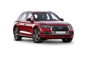 ออดี้ Audi-Q5 45 TFSI quattro S Line-ปี 2017