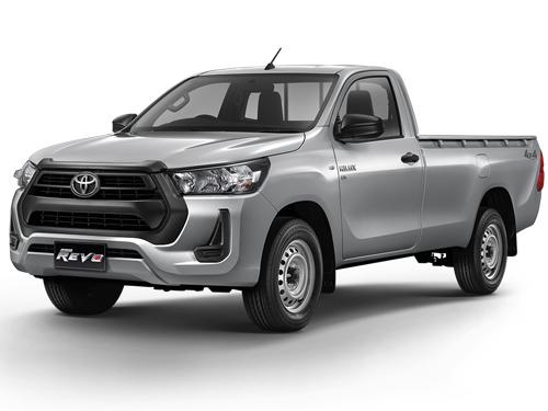 Toyota Revo Standard 4X2 2.4 Entry MY2020 ปี 2020 ราคา-สเปค-โปรโมชั่น