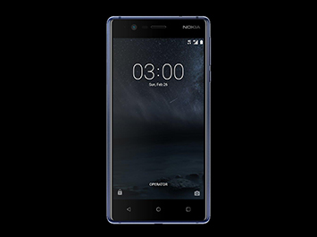 Nokia 3 Logo