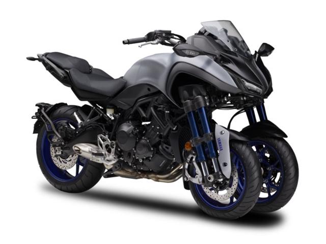 Yamaha NIKEN ทุกรุ่นย่อย