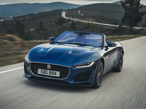 Jaguar F-Type 2.0 Ingenium Petrol Convertible R-Dynamic MY2020 ปี 2020 ราคา-สเปค-โปรโมชั่น