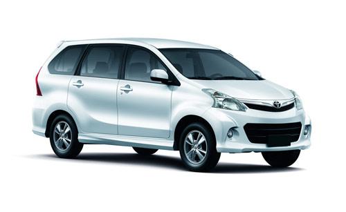 โตโยต้า Toyota-Avanza 1.5 S AT-ปี 2012