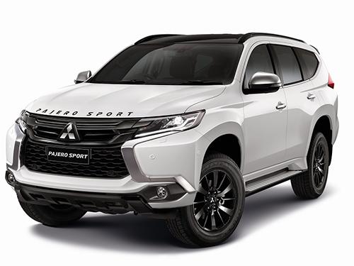 มิตซูบิชิ Mitsubishi-Pajero Sport 2WD Elite Edition-ปี 2018