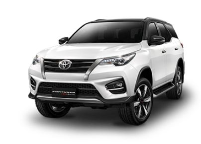 โตโยต้า Toyota-Fortuner 2.8 TRD Sportivo 4WD Black top AT MY 2018-ปี 2018