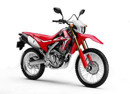 ฮอนด้า Honda-CRF 250L 2019-ปี 2019