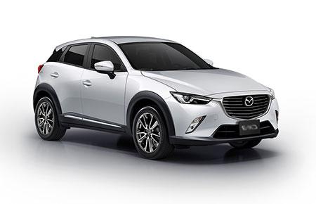 มาสด้า Mazda-CX-3 1.5 XDL-ปี 2017