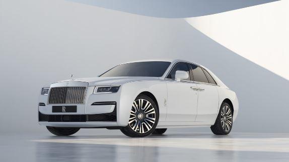 Rolls-Royce Ghost Logo