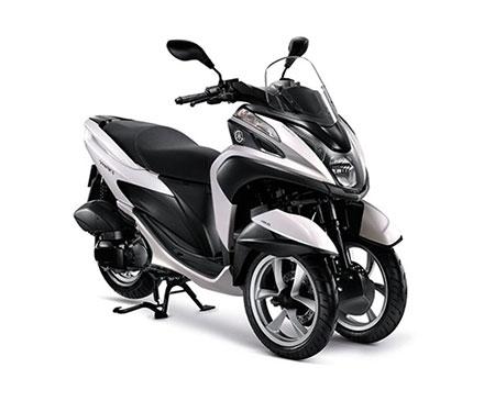 Yamaha Tricity Logo
