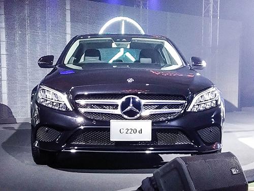 เมอร์เซเดส-เบนซ์ Mercedes-benz-C-Class Exclusive-ปี 2018