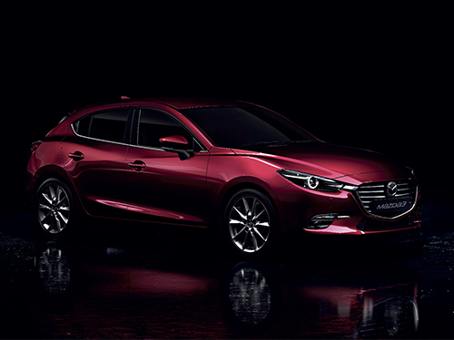 มาสด้า Mazda-3 2.0 E Sports Hatchback MY2018-ปี 2018