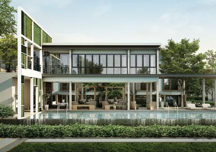 บ้านกลางเมือง กัลปพฤกษ์ (Baan Klang Muang) ราคา-สเปค-โปรโมชั่น