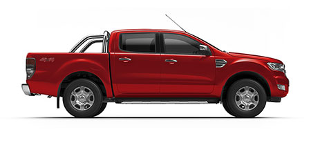 Ford Ranger Double Cab 2.2L XLT HP 4x4 ปี 2015