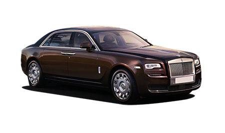 โรลส์-รอยซ์ Rolls-Royce-Ghost Series II Extended Wheelbase-ปี 2014