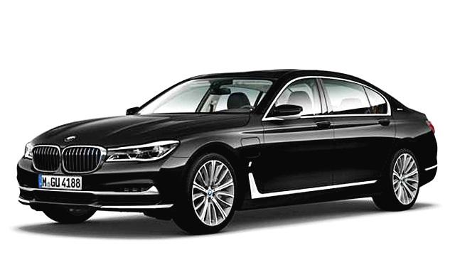 บีเอ็มดับเบิลยู BMW-Series 7 740Le xDrive Pure Excellence-ปี 2017