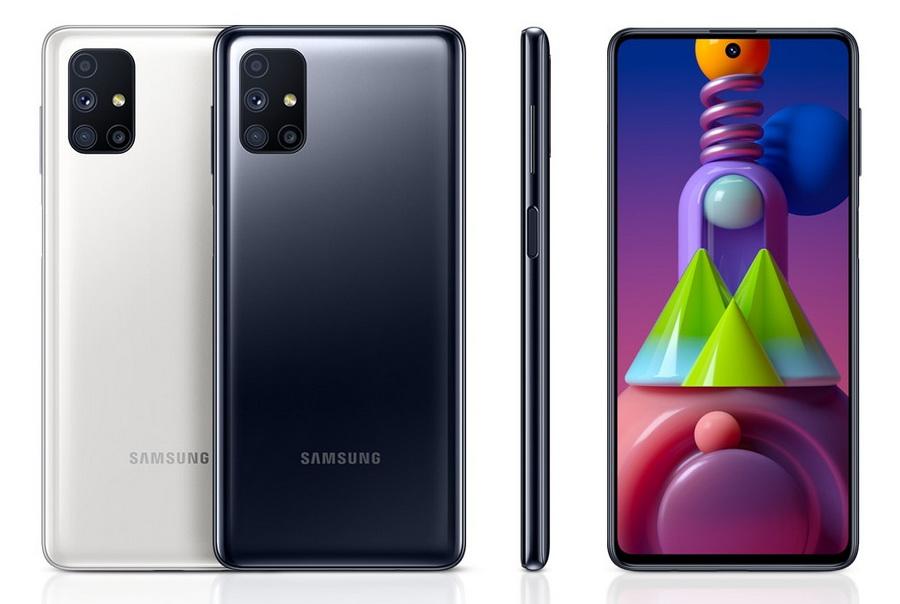 SAMSUNG Galaxy M ทุกรุ่นย่อย