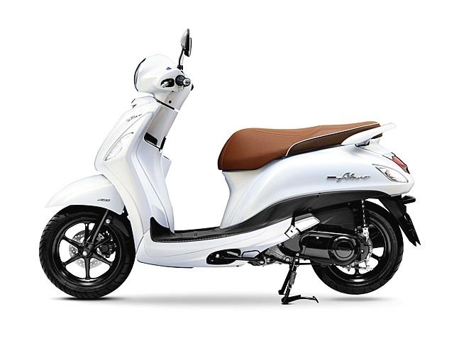 รถมอเตอร์ไซค์ยามาฮ่า Yamaha Grand Filano Logo
