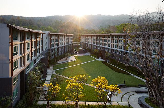 ดีคอนโด แคมปัส รีสอร์ท เชียงใหม่ (dcondo Campus Resort Chiangmai) ราคา-สเปค-โปรโมชั่น