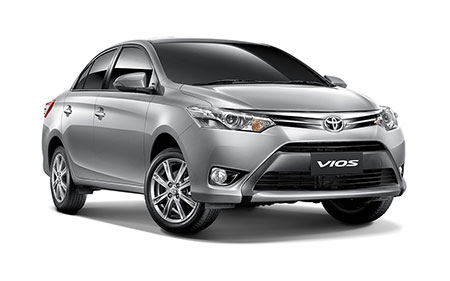 โตโยต้า Toyota-Vios 1.5 G CVT-ปี 2016