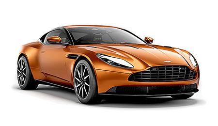 รถยนต์แอสตัน มาร์ติน Aston Martin DB11 Logo