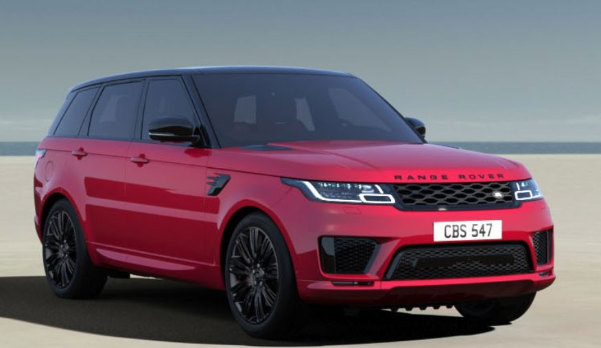 Land Rover Range Rover Sport Hybrid Petrol HSE ปี 2019 ราคา-สเปค-โปรโมชั่น