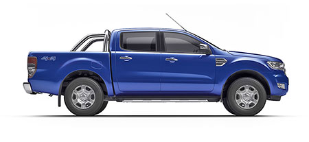 Ford Ranger Double Cab 3.2L XLT 4x4 6AT ปี 2015
