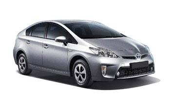 โตโยต้า Toyota-Prius 1.8 Standard-ปี 2012