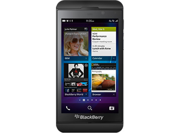 แบล็กเบอรี่ BlackBerry Z10
