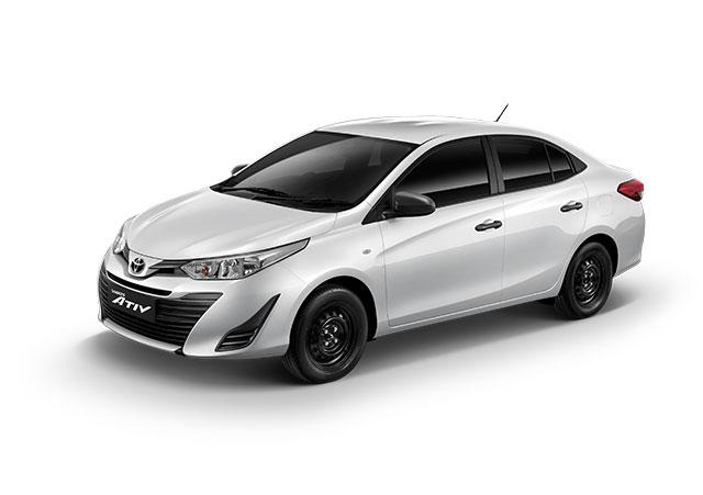 โตโยต้า Toyota-Yaris ATIV 1.2 J ECO-ปี 2017